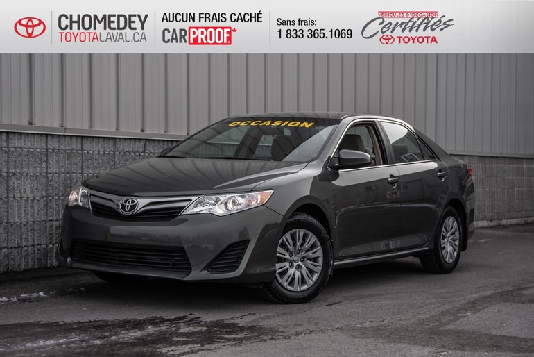 2014 Toyota Camry LE AUTOMATIQUE FULL