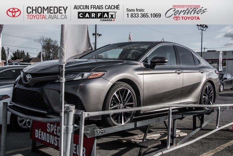 Toyota Camry XSE AUTOMATIQUE 2018