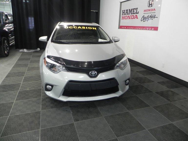 Toyota Corolla LE CUIR + TOIT 2014