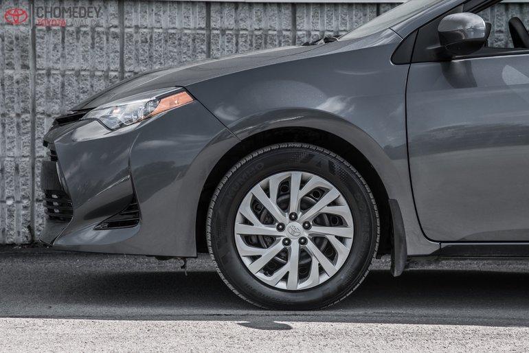 Toyota Corolla Le automatique ,climatiseur ,full 2017