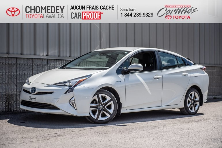 2016 Toyota Prius TECHNOLOGIE, CUIR, GPS, TOIT OUVRANT