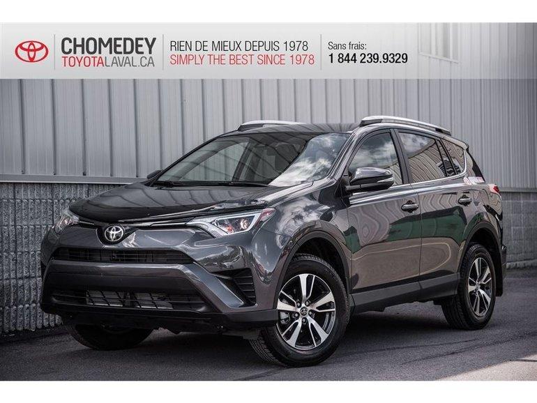 Toyota RAV4 LE AWD AUTOMATIQUE 2018