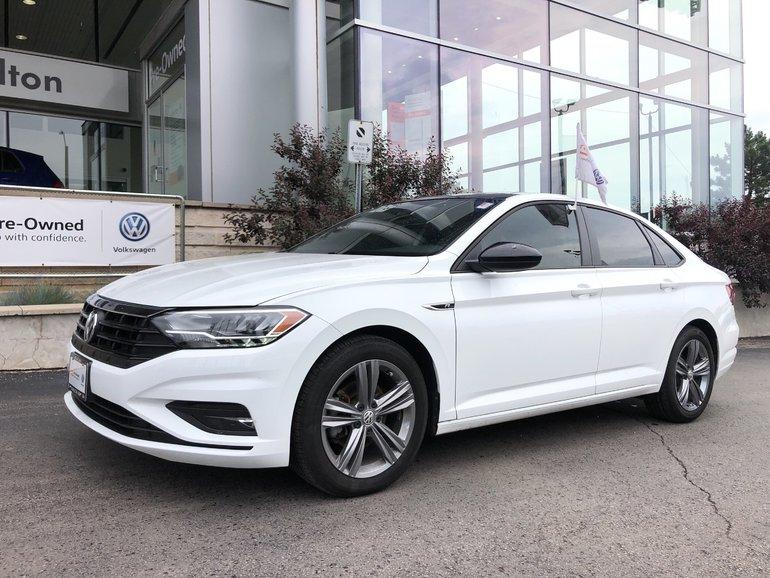 Used 2019 Volkswagen Jetta Highline R Line For Sale 24999 0 Hamilton Volkswagen