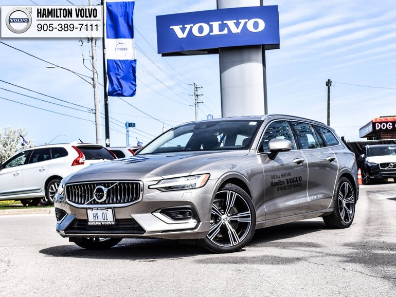 2019 Volvo V60 T6 AWD Inscription - N23939