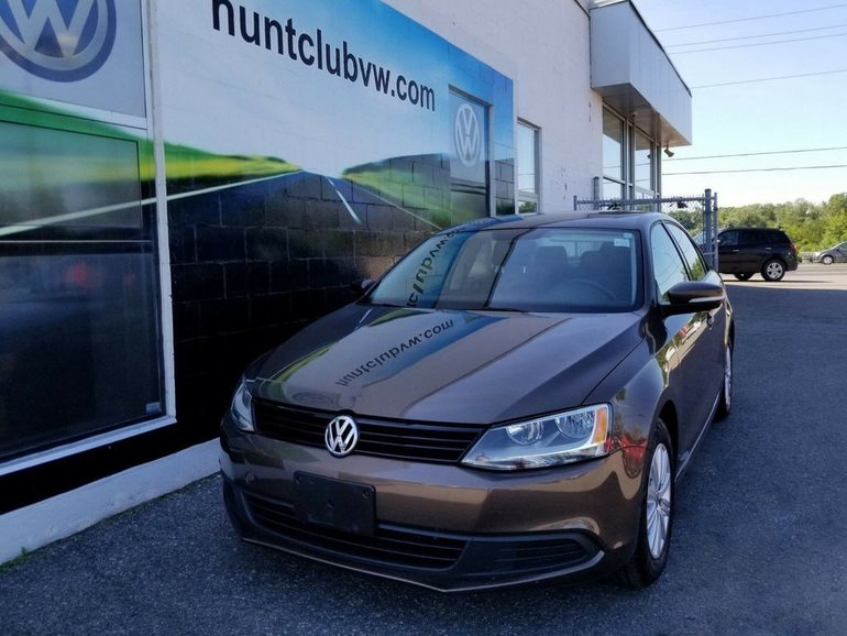 Volkswagen Jetta Comfortline 2.0 6sp at w/Tip #N2056A 2011