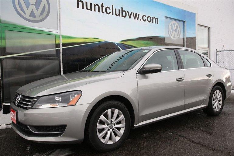 Volkswagen Passat 2.5L Trendline 2014