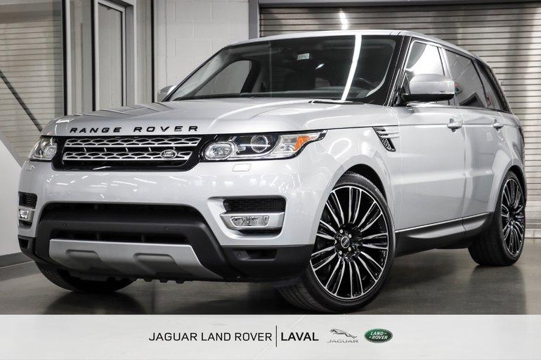 Used 2015 Land Rover Range Rover Sport V6 Hse Garantie Certifiée 47900 0 Land Rover Laval