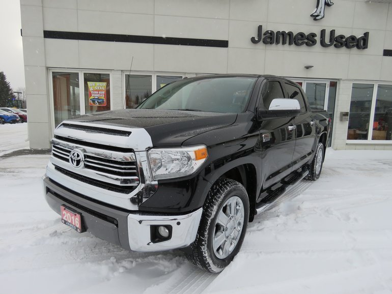 2016 Toyota Tundra Platinum 5.7L V8