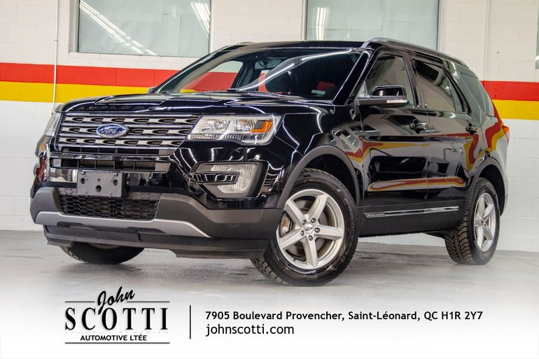 2017 Ford Explorer XLT AUTO 4WD LOW KM CAM