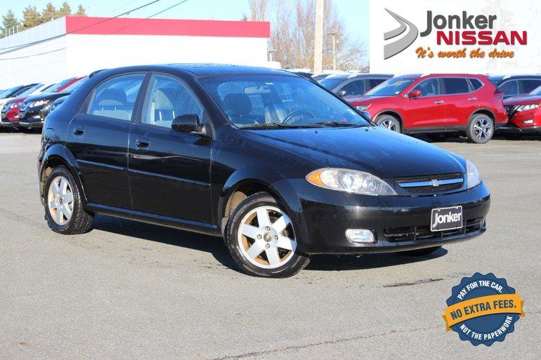 2004 Chevrolet Optra 5 LS 5Dr