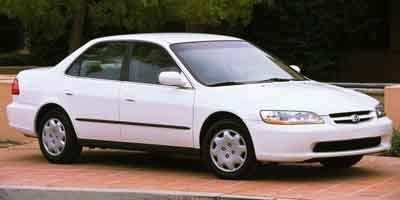 2000 Honda Accord Sdn Special Edition