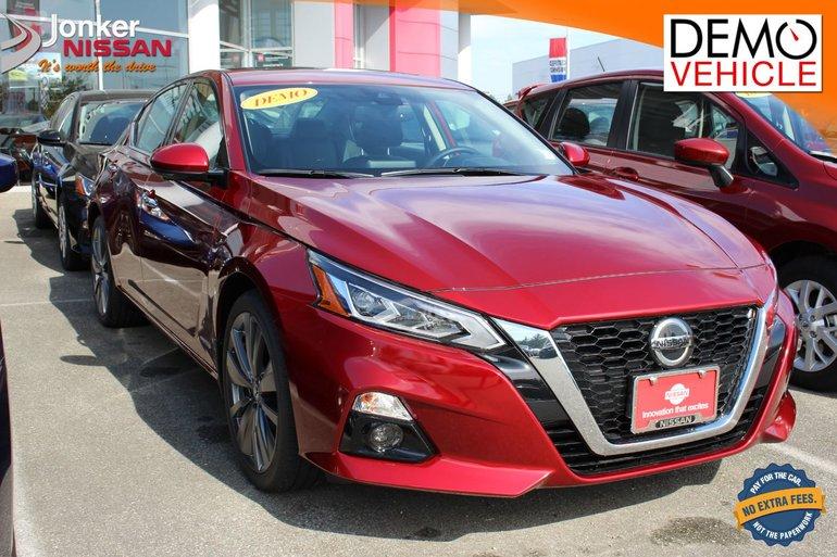 2019 Nissan Altima 2.5 Edition ONE
