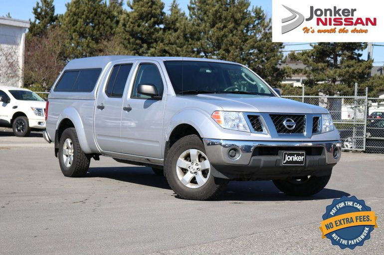 2010 Nissan Frontier Crew Cab SE 4x4 at