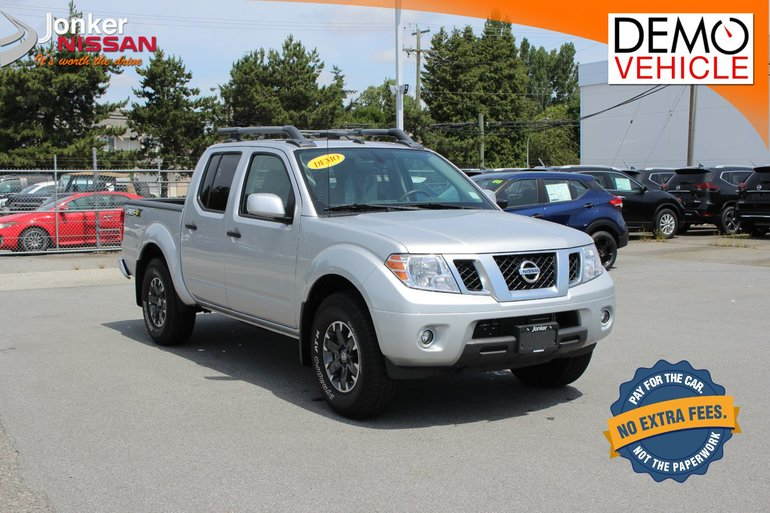 used 2019 nissan frontier pro 4x for sale 36323 0 jonker nissan used 2019 nissan frontier pro 4x for