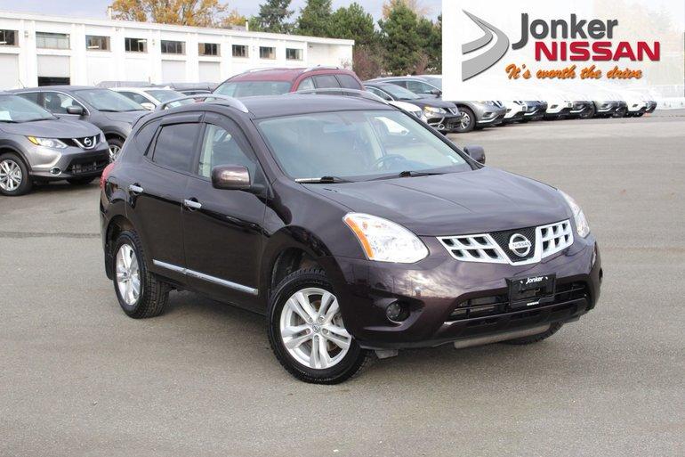 2012 Nissan Rogue SV AWD CVT