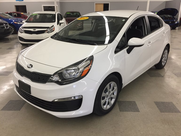 Used 2017 Kia Rio EX SPECIAL EDITION for Sale - $13,450