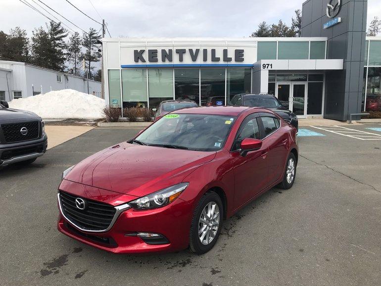 2018  Mazda3 50TH ANNIVERSARY EDITION