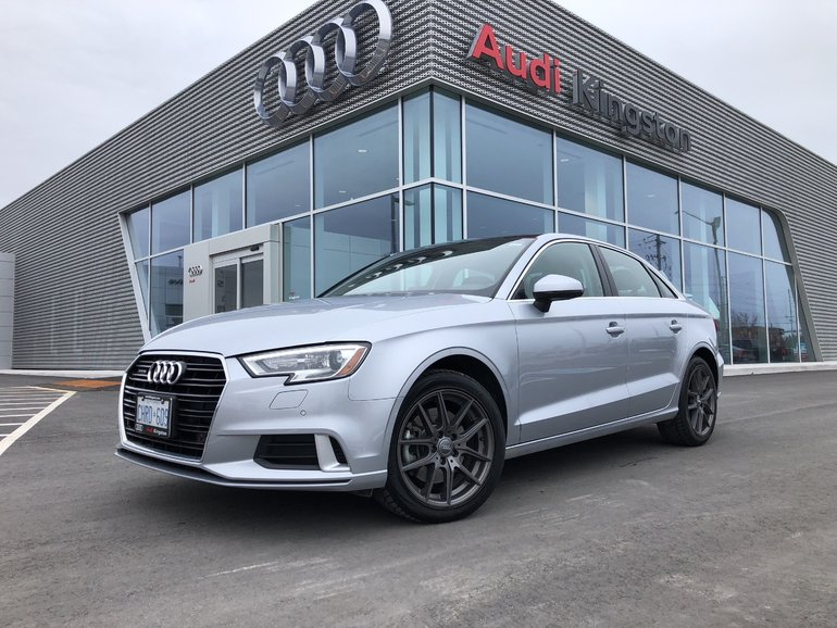 Used 2018 Audi A3 Sedan Komfort For Sale 349950 Audi Of Kingston