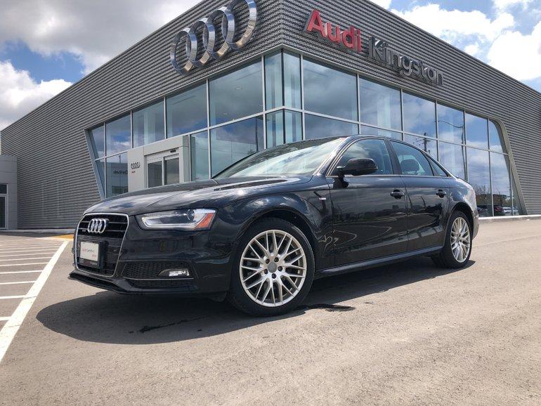 2015 Audi A4 Komfort plus