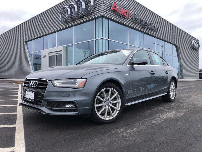 Used 2015 Audi A4 Progressiv plus for Sale - $20984 0 | Audi