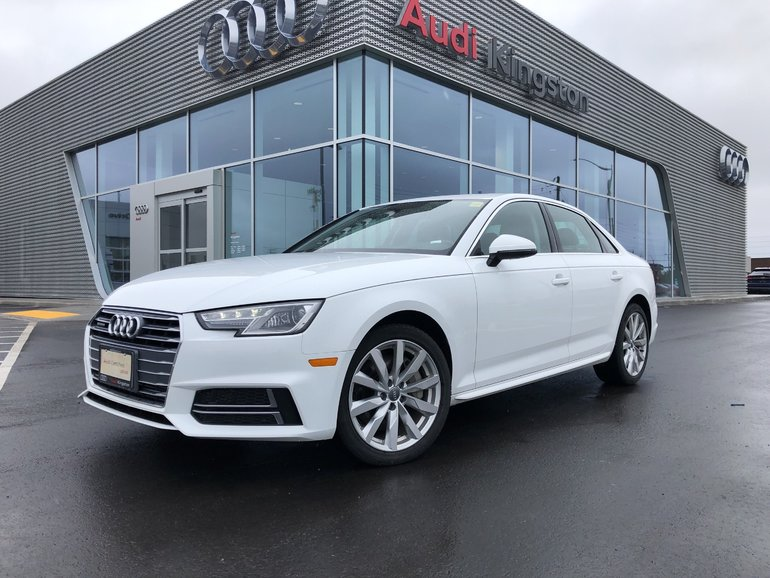 2018 Audi A4 Komfort