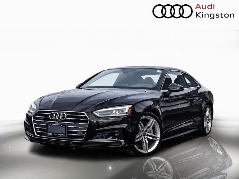 Used Audi A Technik For Sale Audi Of Kingston - Audi a5 for sale