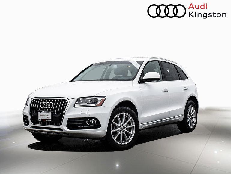 2016 Audi Q5 3.0L TDI Technik