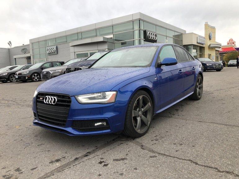 2016 Audi S4 Technik plus