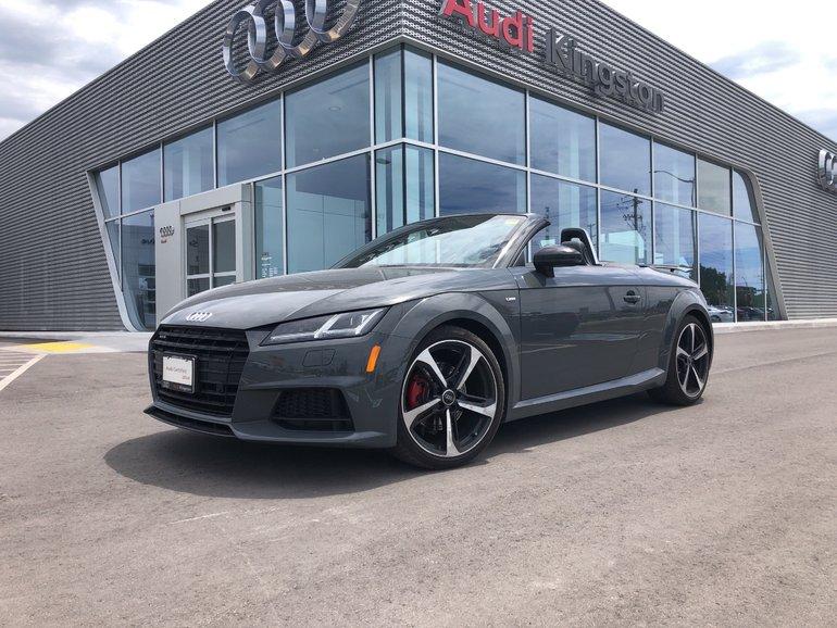 2017 Audi TT ROADSTER 2.0T