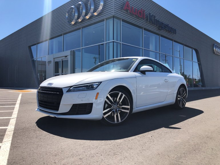 Used 2016 Audi TT 2 0T for Sale - $39992 0 | Audi of Kingston