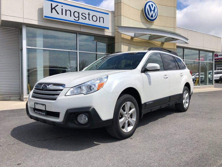 2014 Subaru OUTBACK 3.6R LIMITED 3.6R w/Limited & EyeSight Pkg