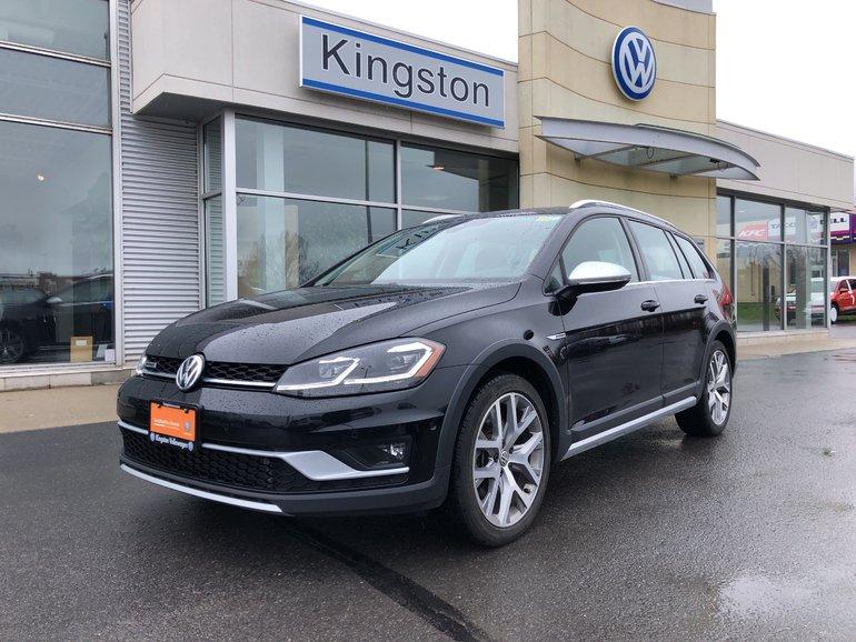 2018 Volkswagen ALLTRACK