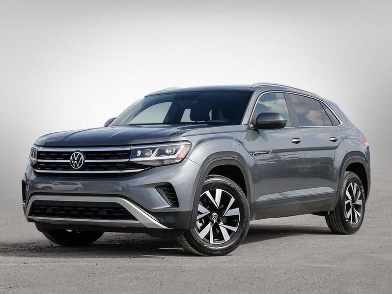 New 2020 Volkswagen Atlas Cross Sport Comfortline For Sale 44995 0 Kingston Volkswagen