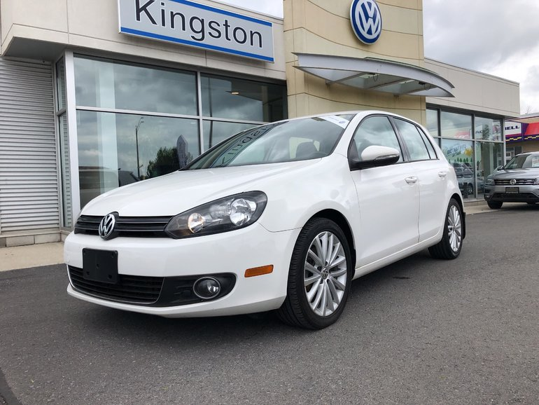 2012 Volkswagen Golf Highline