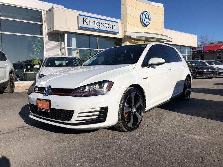 2016 Volkswagen GTI Autobahn