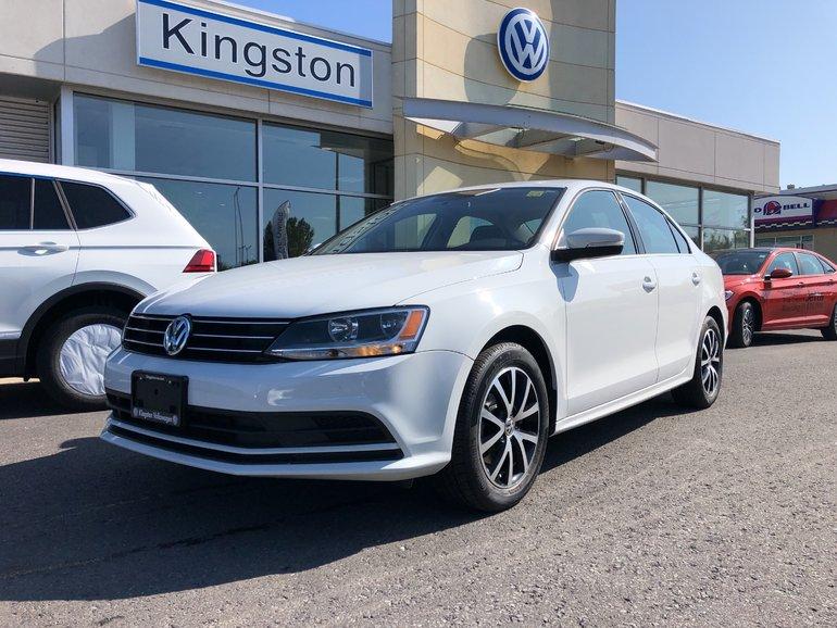 2015 Volkswagen JETTA SE Comfortline