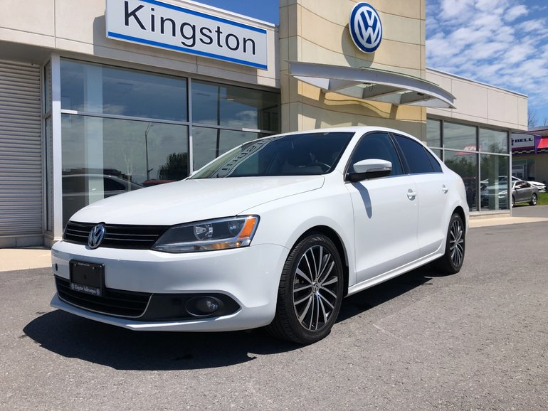 2014 Volkswagen Jetta Highline