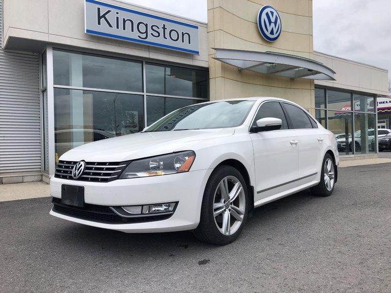 2015 Volkswagen Passat TDI Highline