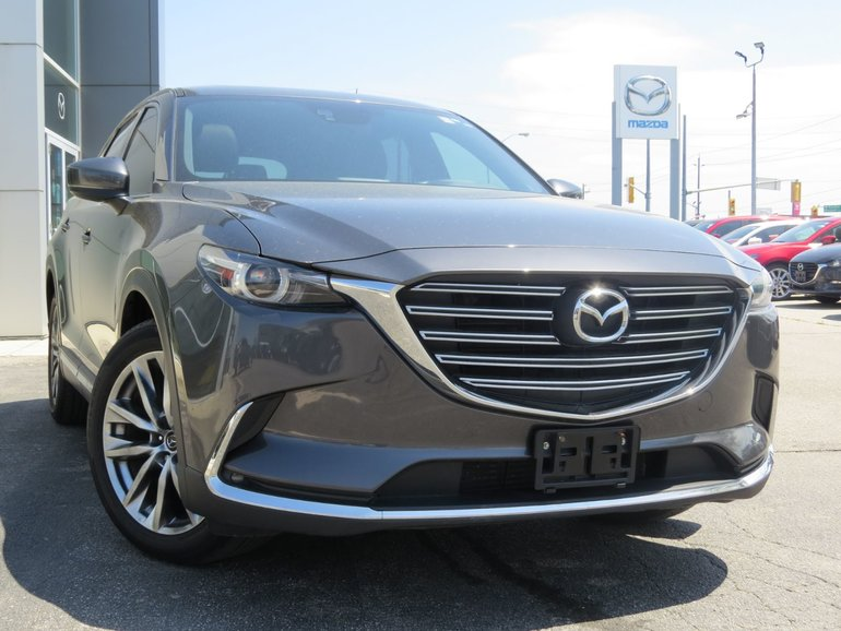 2016 Mazda CX-9 GT|FULLY LOADED|AWD|LEATHER|NAVIGATION|ONE OWNER