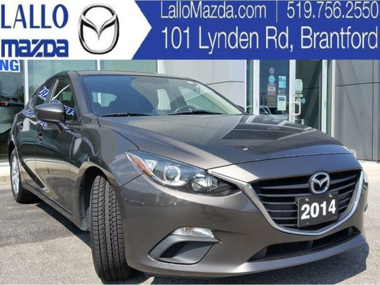 2014 Mazda Mazda3 GS|BACK UP CAMERA|BLUETOOTH