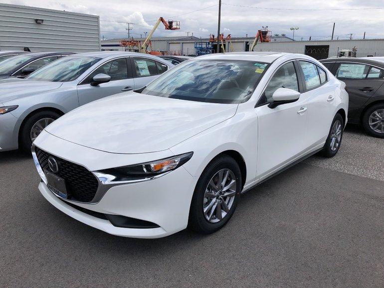 2019  Mazda3 GS at