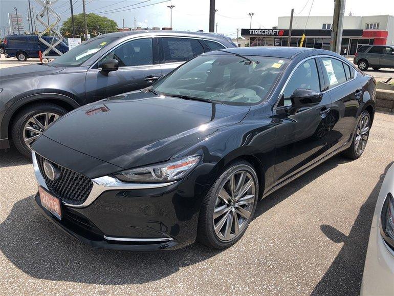 2018  Mazda6 Signature at
