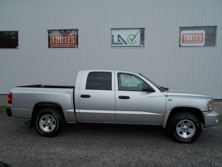 Dodge Dakota SXT 2009