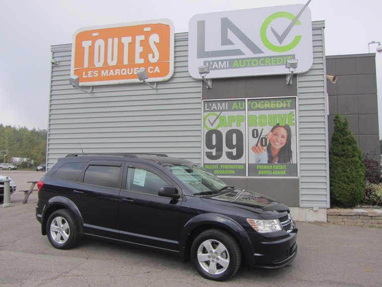 Dodge Journey Canada Value Pkg 2011
