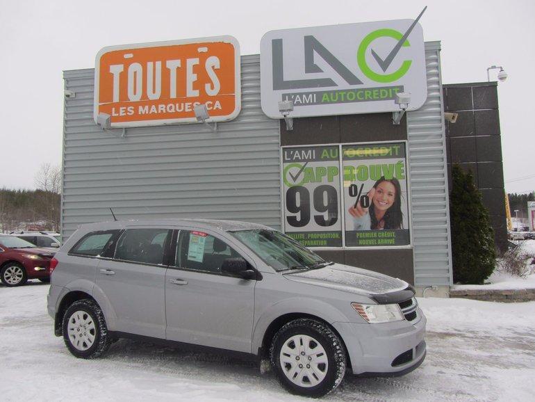 Dodge Journey Canada Value Pkg 2015