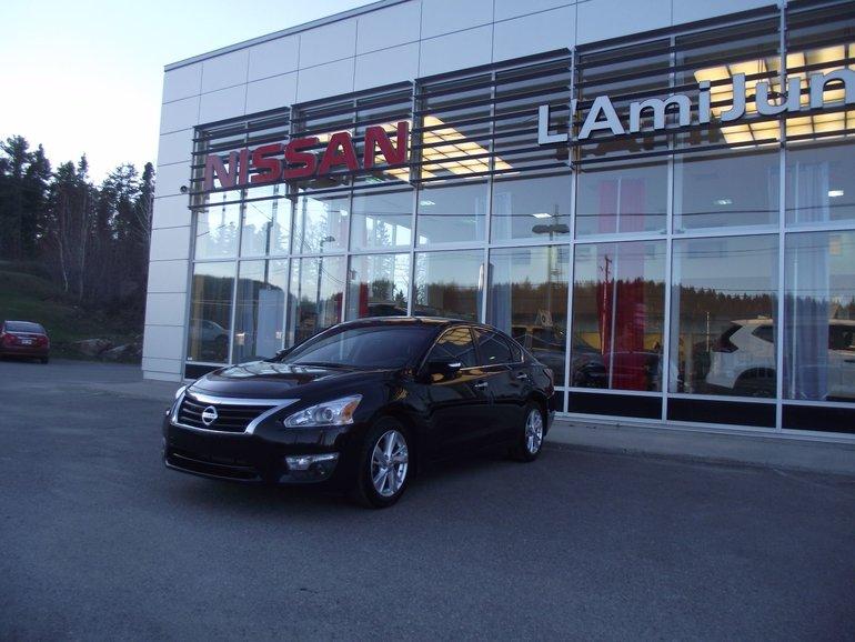 Nissan Altima SL 2015