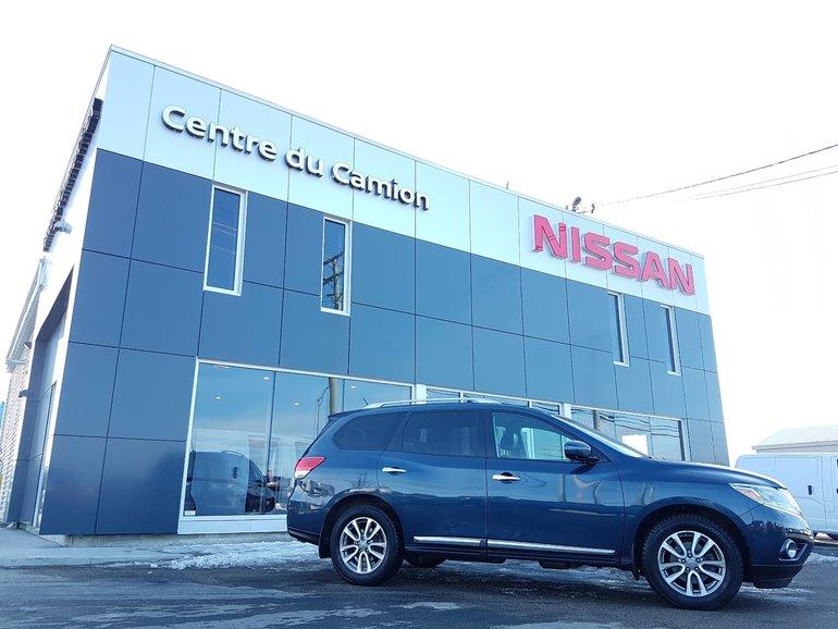 Nissan Pathfinder SL Deluxe+toit panoramique,Navigation 2015