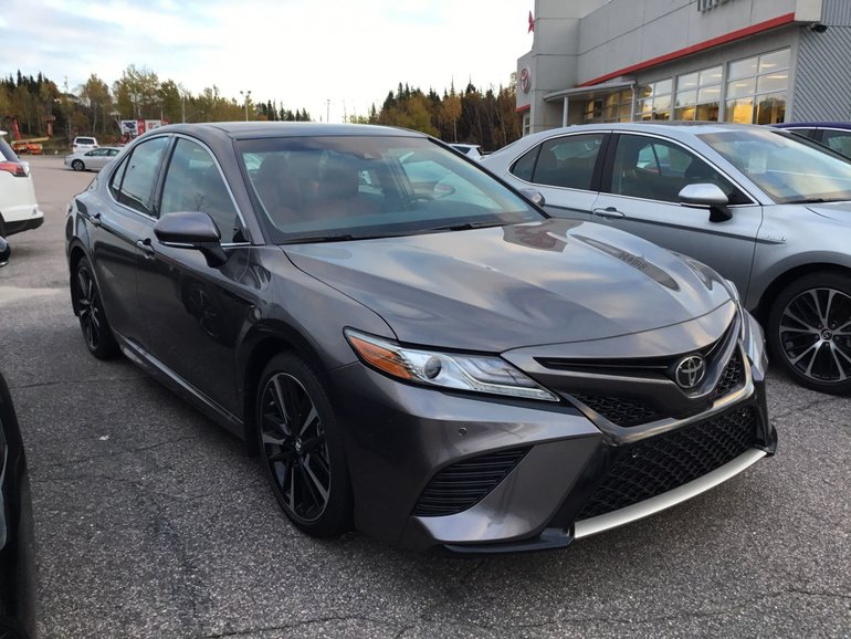 Toyota CAMRY XSE LB30 2018