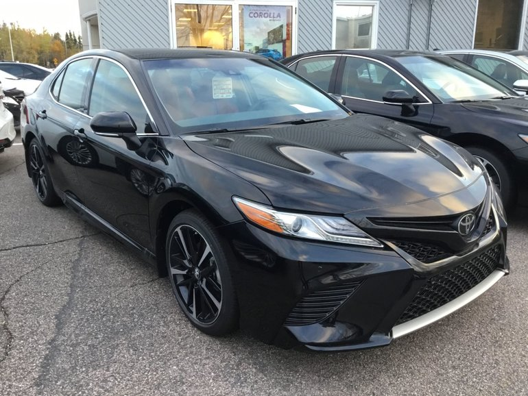 2018 Toyota CAMRY XSE LB30