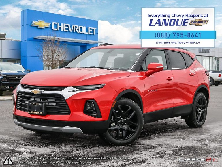 2019 Chevrolet Blazer 3.6L Cloth FWD